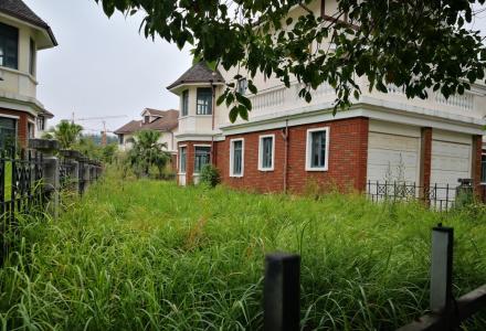 V灵川三金庄园独栋别墅 超大花园 左右前后都有花园 占地面积817平 房东诚心出售!
