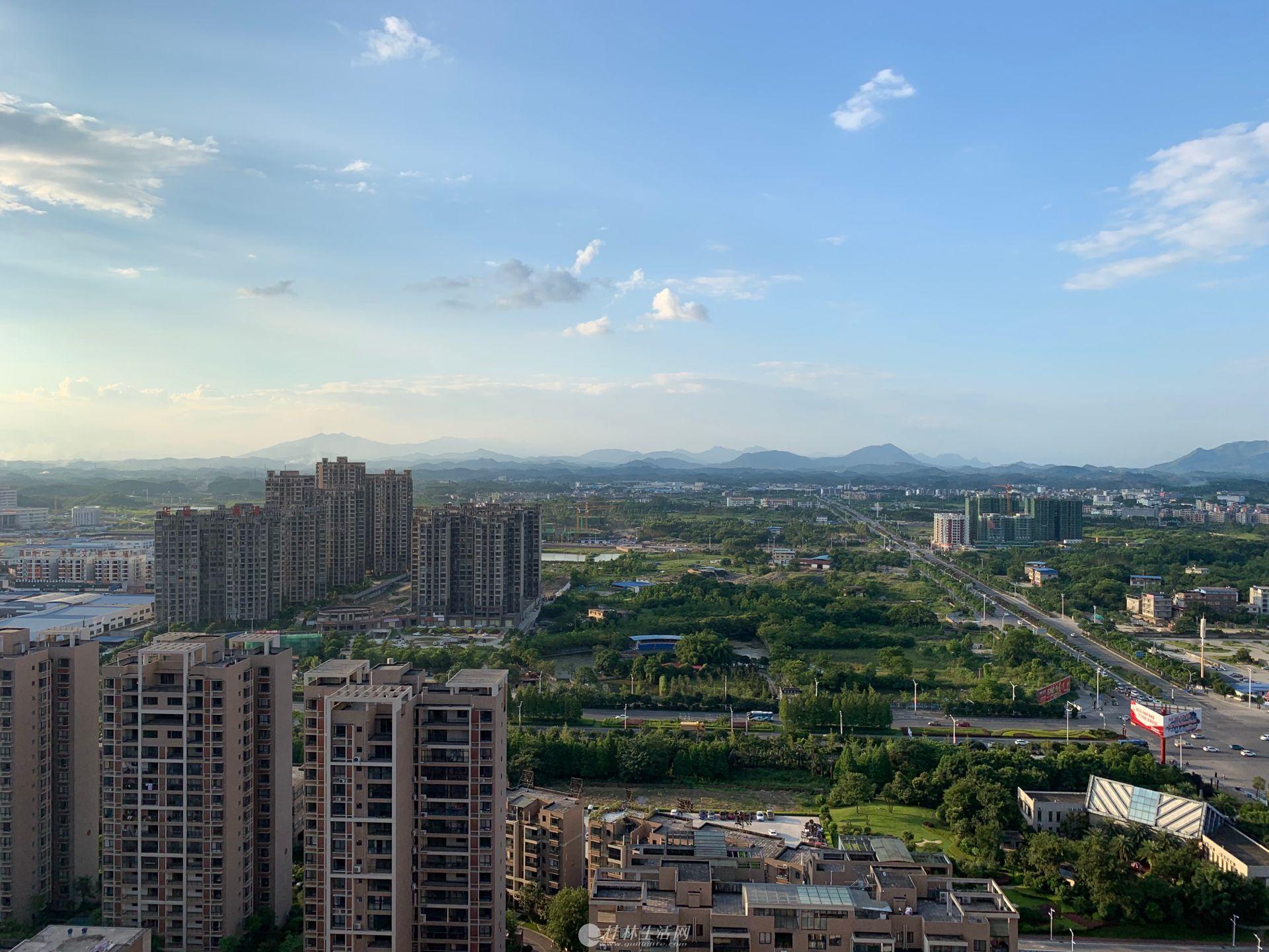 临桂兴荣郡2栋公寓33层精装单间出租