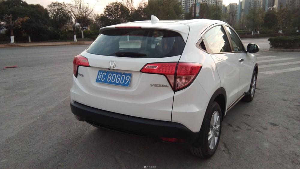 本田缤智,好新好新,出售2018款最省油的越野车,SUV。。