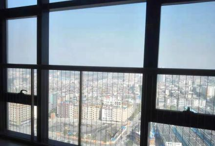 恒大广场正对北站的公寓出租,尤其适合办公