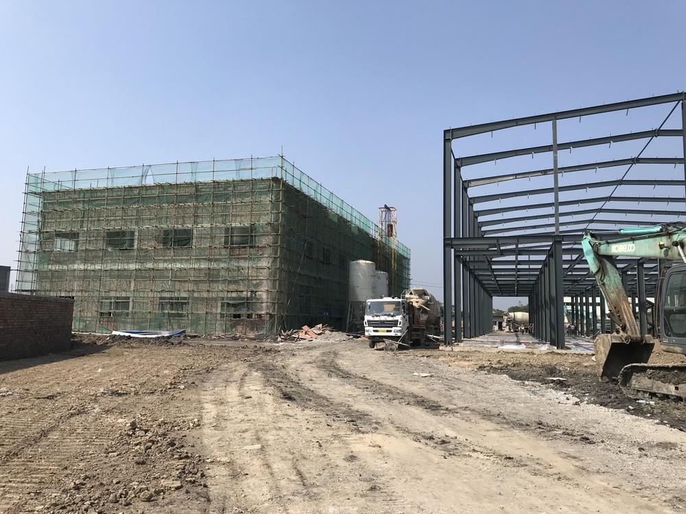 临桂新区高标准厂房车间出租
