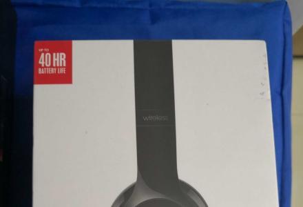 【未拆封全新】Beats Solo3 Wireless 头戴式蓝牙无线耳机