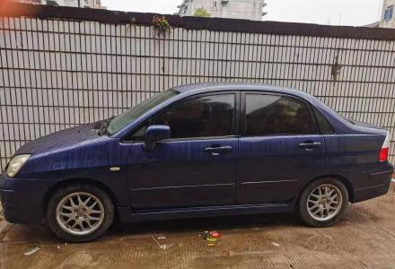 (个人)06年1.6排量三厢【铃木利亚纳】一手私家车低价转让,刚换4条新胎。