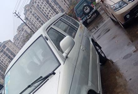 七座东南富利卡商务车手动挡七座桂林市象山区瓦窑一手车