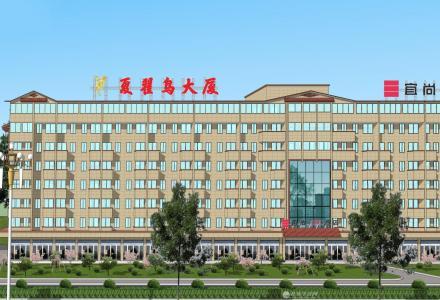 大品牌酒店已入驻,新建大楼一二三层招商