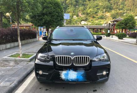 宝马X6 3.0T suv 四驱越野车 BMW 进口中规宝马X6 车子超好,全时四驱