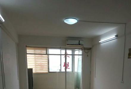 上海路口经贸大厦单间配套电梯房出租,办公居住皆可