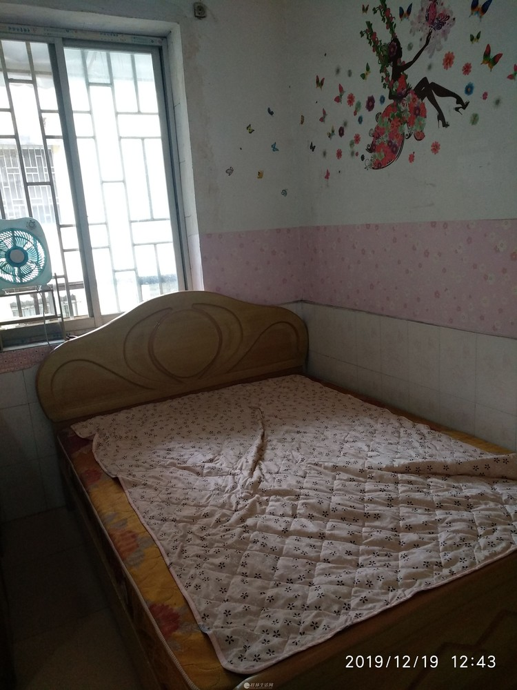 桂林市医学院宿舍3室一厅1100元