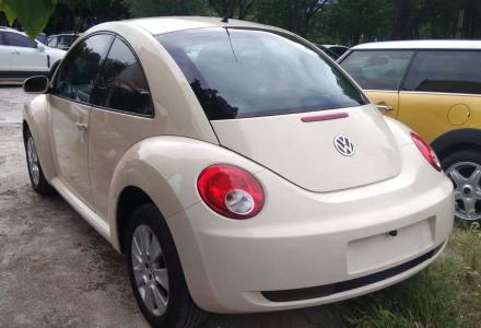 甲壳虫自动挡大众手动挡费用多非常好用过户车