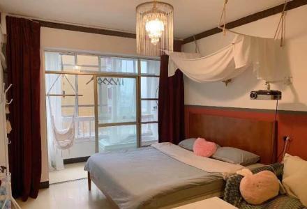 先锋天地酒店式公寓 精品多风格装修,安全卫生 可短租