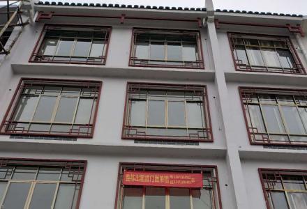 灵川县大圩江璟酒店附近有门面和一房一卫出租(大圩木材检查站往镇上10米)