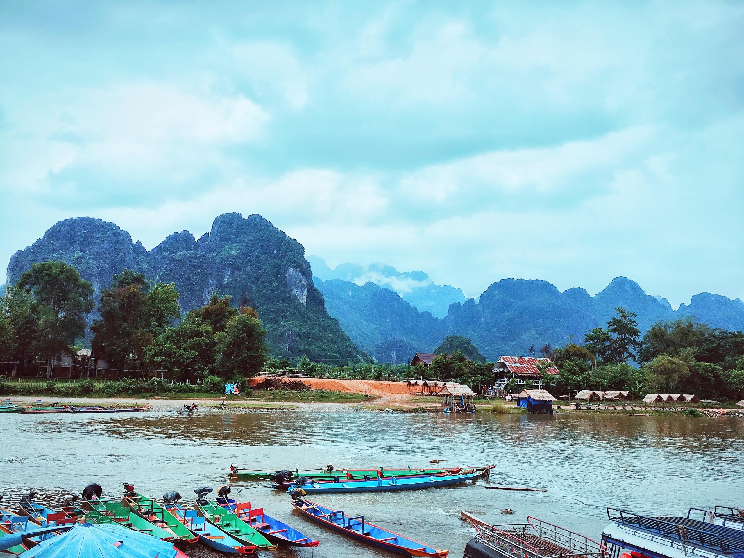 桂林古城人文风景