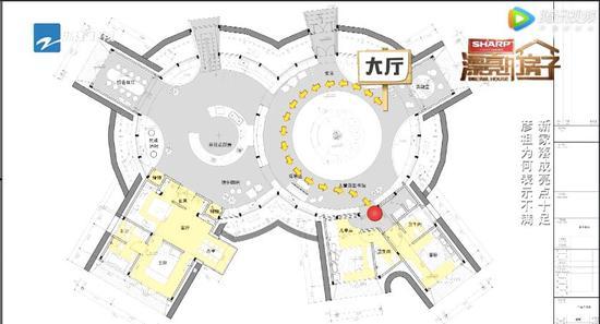 ▲图片来源:浙江卫视《漂亮的房子》节目截图