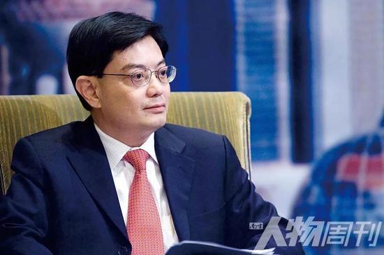 现任新加坡财政部长王瑞杰