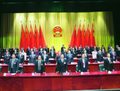 桂林市五届人大三次会议开幕(组图)