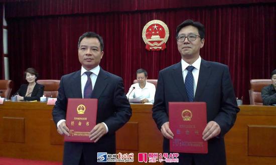 2016年4月29日,曾智被任命为柳州市政府秘书长。
