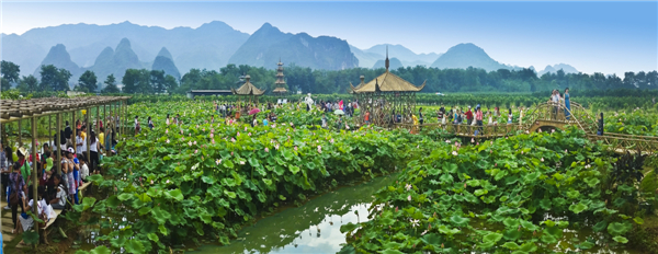 """走向""""国际范""""!2018年桂林旅游有4大发展方向"""