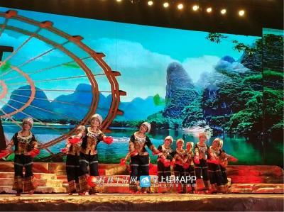 来自太阳花艺术团的民族舞-- 苗家飞歌