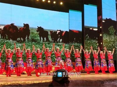 雨点艺术团藏族舞蹈-- 藏天头