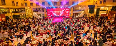 家圆·团圆·碧桂园 新春共宴全球来客