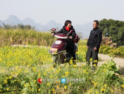 为了方便在太和村工作,蒋俊把自己家的一辆电单车托运过来。她经常骑着电单车走村串户,了解村民的需求。