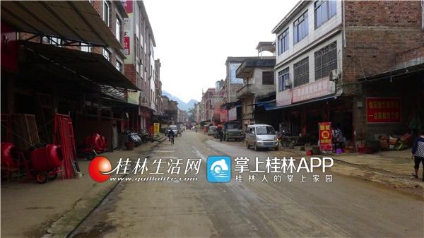 投资1.4亿,翻天覆地!桂林的这个镇实在是太牛了!