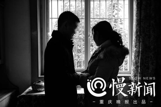 刘金心与王小琴终于在26年后见面了