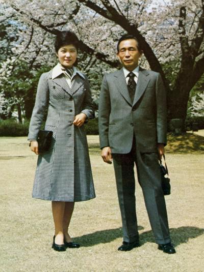 朴槿惠与父亲朴正熙