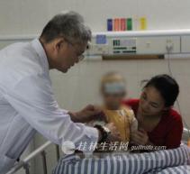 """11个月大宝宝患严重心脏病 南溪山医院医生妙手""""补心"""""""