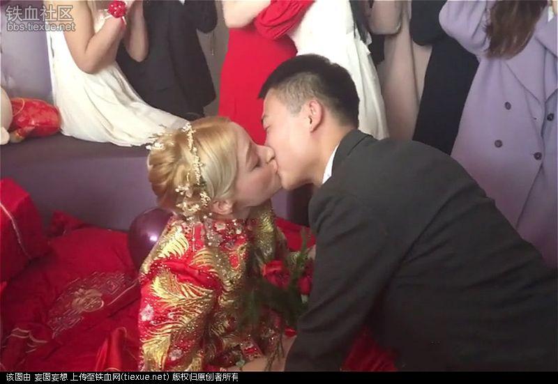 山西县城小伙娶乌克兰媳妇:女方不要彩礼