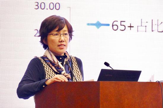 张盈华,中国社科院社会发展战略研究院副研究员