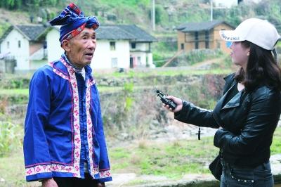 桂北民俗:恭城抢花炮节里的羊角舞