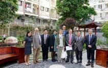 市中医院乳腺科迎来欧洲EUSOMA标准乳腺中心正式认证