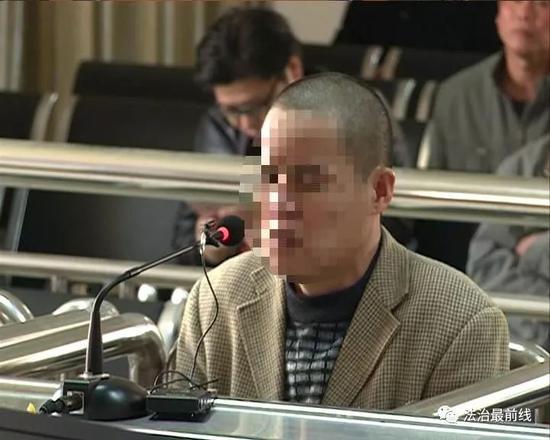 审判长 闭删:韦某峰跟你说去绑这个人的时候,他是怎么说的?