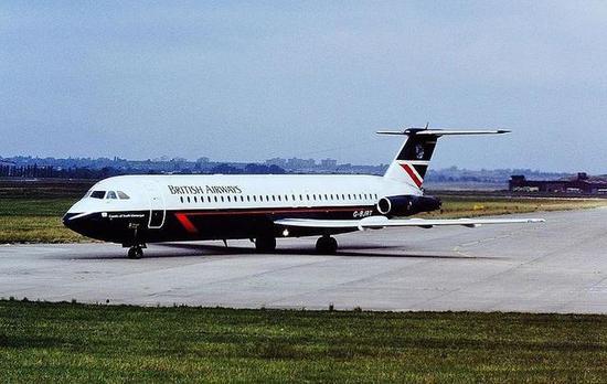 英航5390航班(维基百科)