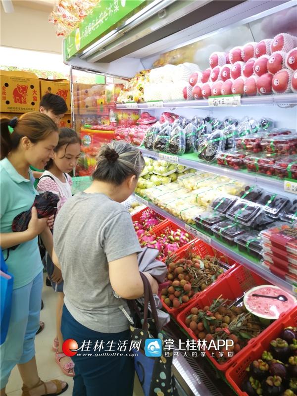 桂林又出现一波中高端水果店开张热潮  真的这么赚钱吗?