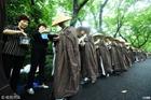杭州千名僧人