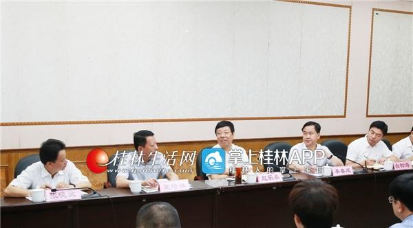 桂林市这些重中之重的项目进度令人欣喜  下半年还要这样做