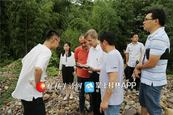 国外专家实地调研  灌江湿地生态保护战略合作框架协议签订!