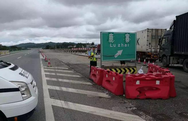 最新消息 | G72泉南高速(桂林至柳州波寨段)双向道路恢复畅通了!!!