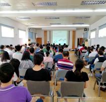 桂林市中医医院:订制公益走进企业  急救知识筑牢安全基础