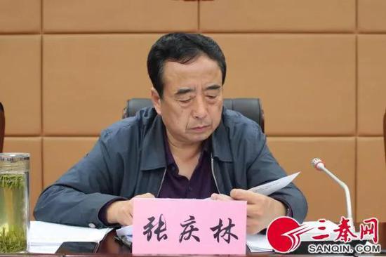 张庆林(资料图)