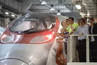 广深港高铁9月底将开通,桂林到香港只需3小时