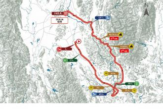 环手机号认证自行车赛桂林赛段