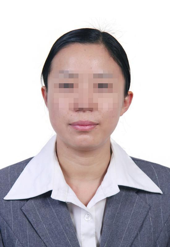 四川广安市广安区政府副区长黎永兰生前照片。图片来源/广安市政协官方网站。