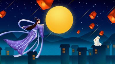 桂林滨北惊现超级月亮,到底隐藏了什么秘密?