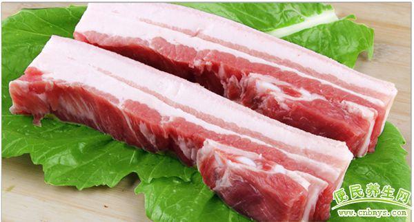 五花肉补充蛋白质