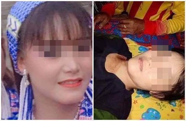缅甸女星玛乐婻穆年意