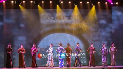 桂林文场音乐《咏桂林》曲调悠扬,将千年的桂林文化娓娓道来。