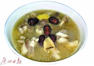 煲汤,让你在大寒节气中暖暖的